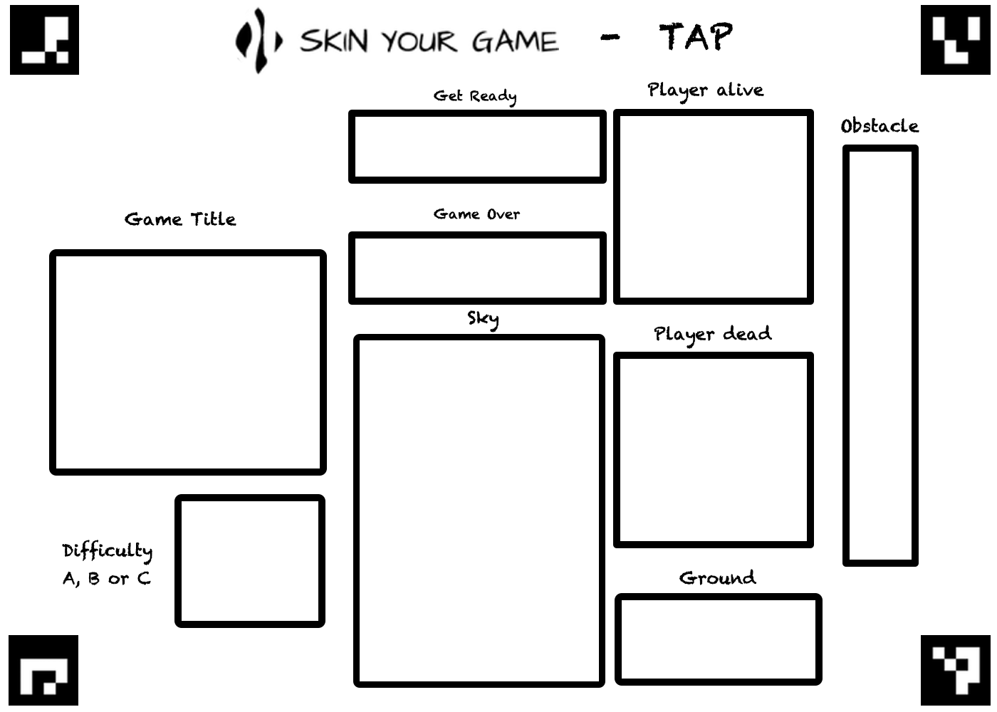 Skinyourgame-Tap Colorcard